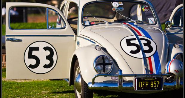 Herbie, il Maggiolino più famoso del mondo