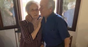 Anna e Giuseppe, sposi da 60 anni