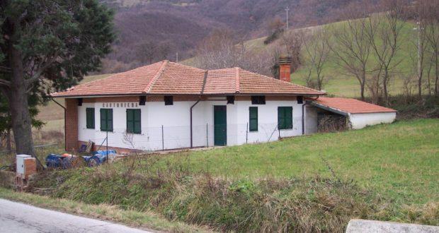 La casa cantoniera a Castel San Pietro