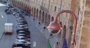 Videosorveglianza in Piazza del Popolo