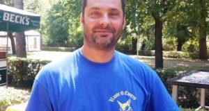 Stefano Stefanelli, presidente del Comitato di quartiere