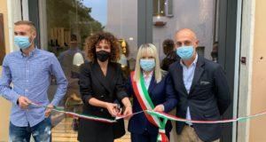 L'inaugurazione del Seboy's Store in via Roma
