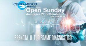 Open Sunday al Centro medico Blugallery