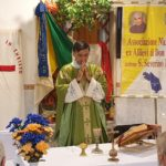 La messa nel ricordo di don Buglioni e don Andrea