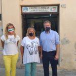 L'europarlamentare Fidanza a San Severino