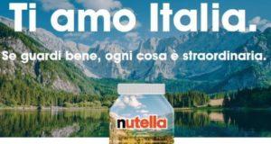 La campagna promozionale di Enit in collaborazione con l'azienda Ferrero