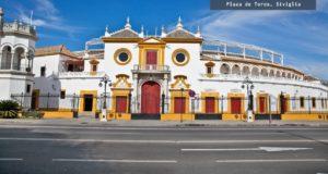 Plaza de toros a Siviglia