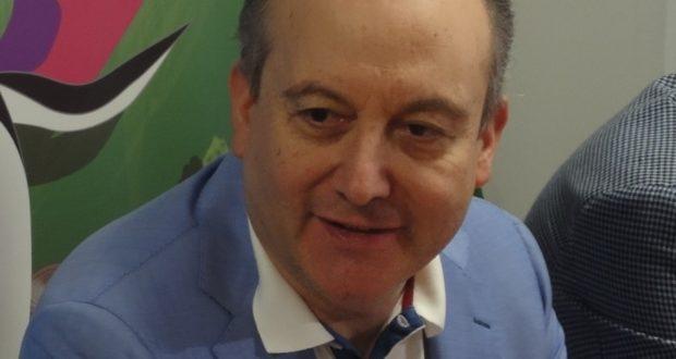 L'avvocato Stefano Montemarani, sindaco di Morrovalle e presidente dell'Aato3