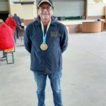 Fabio Taborro, medaglia di bronzo al campionato italiano di enduro