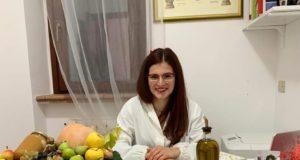La dottoressa Elisa Pelati, dietista