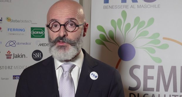 Il dottor Andrea Salonia