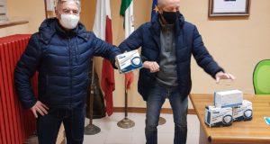Sauro Orazi e Paolo Paoloni