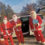 La squadra di Babbo Natale in azione a Cesolo