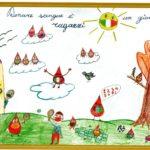 Disegno di Sofia Fediv (classe 4^)