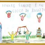 Disegno di Tommaso Sparapassi (classe 4^)