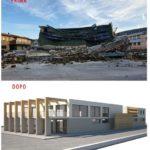 Addio all'edificio semidistrutto del rione Settempeda