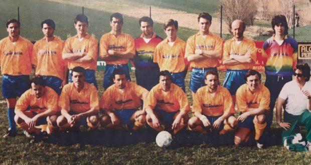 La squadra di calcio agli albori