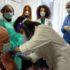 Il primo vaccino a San Severino