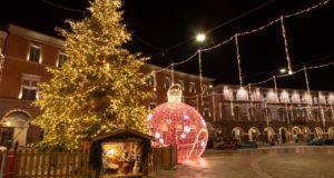 Piazza del Popolo, Natale 2020