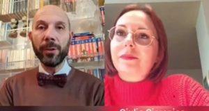 Francesco Rapaccioni e Giulia Ciarapica