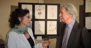Maria Teresa Copelli e Luciano Gregoretti
