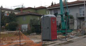 Pronto a partire il primo cantiere in via Sanzio