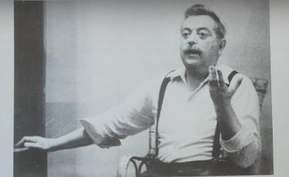 Don Amedeo Gubinelli nei panni di Sor Ansermo