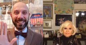 Francesco Rapaccioni intervista Liana Orfei