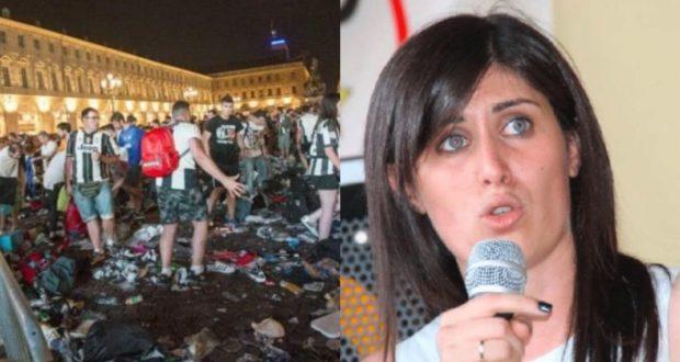 Il sindaco Chiara Appendino condannata per i fatti di Torino