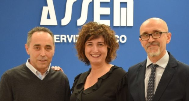 Da sinistra: Mauro Francucci, Manila Amici e Michele Cataldi