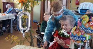 I 100 anni di Albina Sgreccia