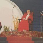 L'intervento del sindaco Pelagalli