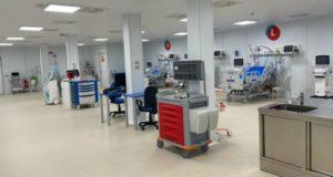 Il Covid Hospital di Civitanova