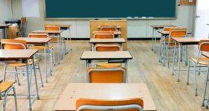 Aria pulita nelle aule scolastiche