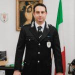Il comandante Adriano Bizzarri