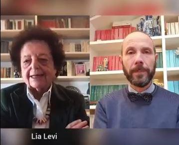 Lia Levi intervistata da Francesco Rapaccioni