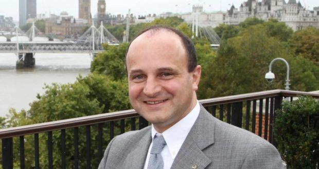 L'ingegner Michele Fiorini