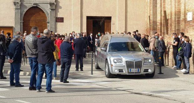 I funerali di Sante Bianchi