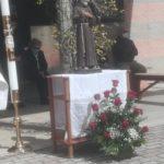La statua donata