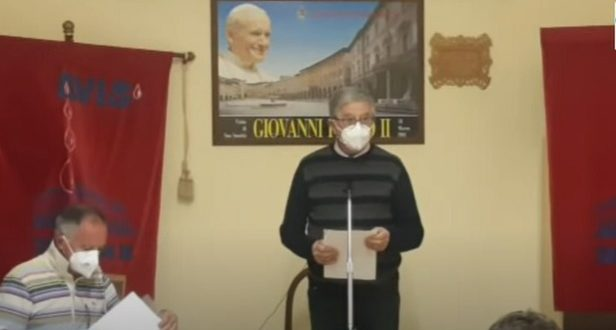 Il presidente Anelido Appignanesi