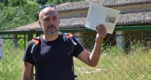 Lo storico Matteo Petracci