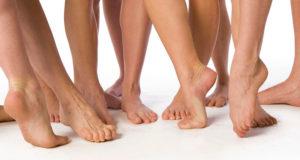 Centro podologico per la cura del piede