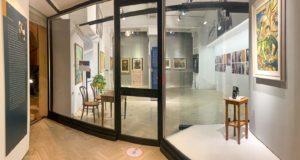 La mostra dedicata a Remo Scuriatti