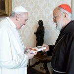 Papa Francesco e p. Raniero Cantalamessa