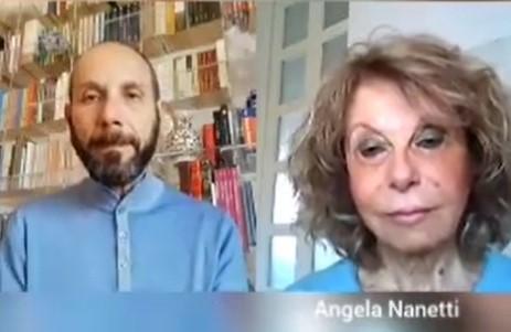 Francesco Rapaccioni e Angela Nanetti