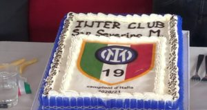 Inter club in festa per lo scudetto