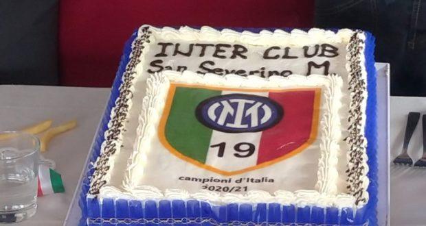 Inter club in festa per lo scudetto