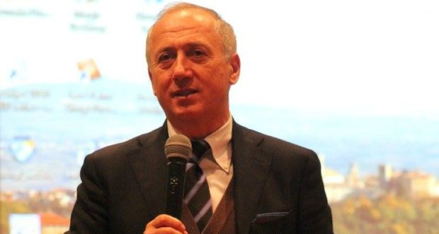 L'assessore regionale alla Sanità, Filippo Saltamartini