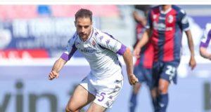 Bonaventura con la maglia della Fiorentina