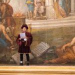 Al Feronia con Cesare Bordo nei panni di Severino Bergamini da San Severino
